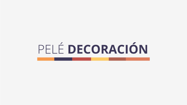 Pelé Decoración / 2015